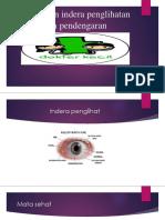 materi okcil Kesehatan Indera Penglihatan Dan Pendengaran
