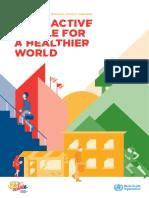 Planul global de încurajare al activității fizice