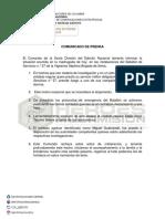 Comunicado Prensa-2 22888