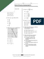 Practice EOC Assessment 3