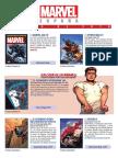 Panini Jun 2018 Marvel