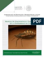 Manual dx Tx enfermedad chagas 2015