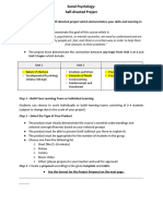 unit 3 project guideline