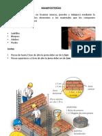 Construcciones I UDC