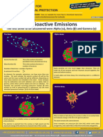 Society for Radiological Protection - (Radioactive Emissions) -