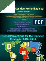 1. Kaki Diabetes Dan Komplikasinya