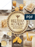 Petra Ahnert Beeswax Alchemy How to Make Your Own Soap, Candles, Balms, Creams, and Salves from the Hive.epub
