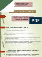 Psicologia Clinica Exposicion