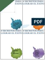 4 Secretos