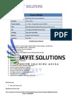 BP JAY IT Content -Charan -2