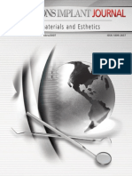 Innov Implant J, Biomater Esthet v. 2, n. 4, dez. 2007