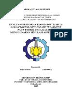 Evaluasi PCT Pabrik 4