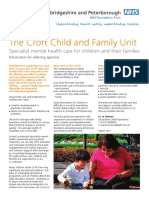 Croft Leaflet