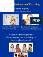 L1 Cognitive Development Infancy RS-2