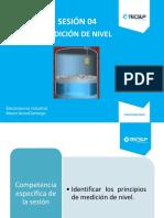 Sesión N°4 Medición de Nivel.pdf