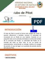 Tubo de Pitot