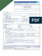 Solicitud Apertura Carta Credito Importaciones