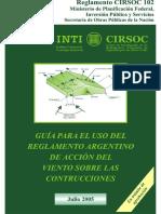 Guía para el uso del Reglamento Argentino de Acción del Viento sobre las Construcciones