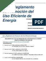 PPT Ley y Reglamento de Promoción Del Uso Eficiente de Energía vs Final