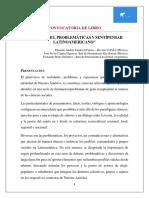Convocatoria Libro Sentipensares Latinoamericanos