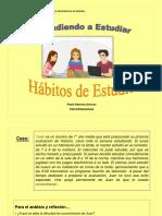 Hábitos de Estudio Alumnos