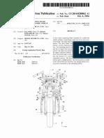 Honda Goldwing Patent