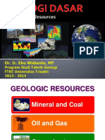 GD 11 Geologic Resources