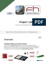 Project 1 - Smart Sensor