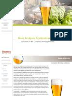 Beer Analysis Application Notebook AI71324 En