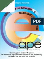 Libro Marketing de Atraccion y Multinivel Por Internet (1)