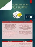 DIFERENCIACIÓN ENTRE ACCIÓN Y DISCURSO.pptx