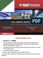 VIDRIOS Y CRISTALES E-040.pptx