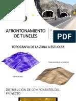 Afrontonamiento de Tuneles Exposicion
