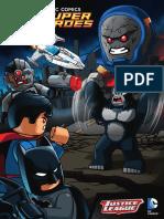 Comic Lego