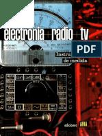 ELECTRÓNICA+RADIO+TV. Tomo IX