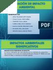 Diapositivas de Evaluacion de Impacto Ambiental
