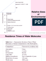 CE311A Aug 18b Lecture_8 - Residence Time and Intro Carbonate System