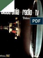 ELECTRÓNICA+RADIO+TV. Tomo X