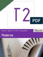 Teorica t2 - 10 Maderas 1 de 2