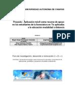 Aplicación Móvil Para Alumnos de Educación a Distancia_versionfinal