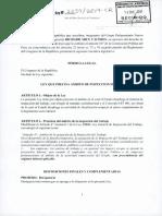 Inspección laboral de todo ámbito de trabajo, público y privado