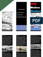 history brochure