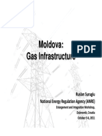 Moldova Gas Infrastructure
