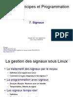 Signaux Sous Linux