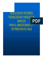 4. Tecnologia Agua - Rural