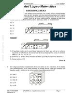 Solucionario CEPREUNMSM 2011 II Boletin 9 a D E