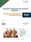 M2 ISO 9001 2015