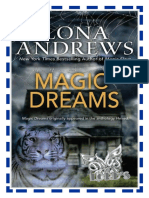 Ilona Andrews - 04.5 - Sonhos Mágicos 'Magic Dreams' - Jim e Dali (Rev. Divas)