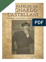 Los Papeles de Leonardo Castellani -Compilado por Daniel O. Gonzalez Céspedes