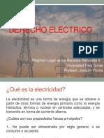 Derecho Eléctrico Uft